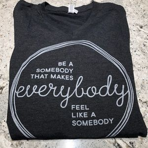 Tops - Great message on these awesome tees!